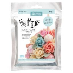 Squires Sugar Florist Paste (SFP) - Candy Blue - 200g