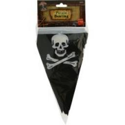 Pirate Bunting 7 Metres