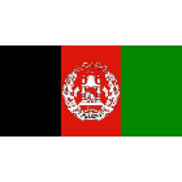 Flag of Afghanistan (new)