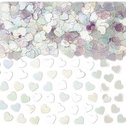 Sparkle Hearts Metallic - Iridescent 14g