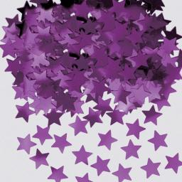 Stardust Purple Metallic Confetti 14g