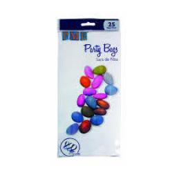 PME Party Bags 25pcs with Ties