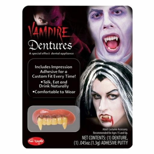 Deluxe Vampire Teeth