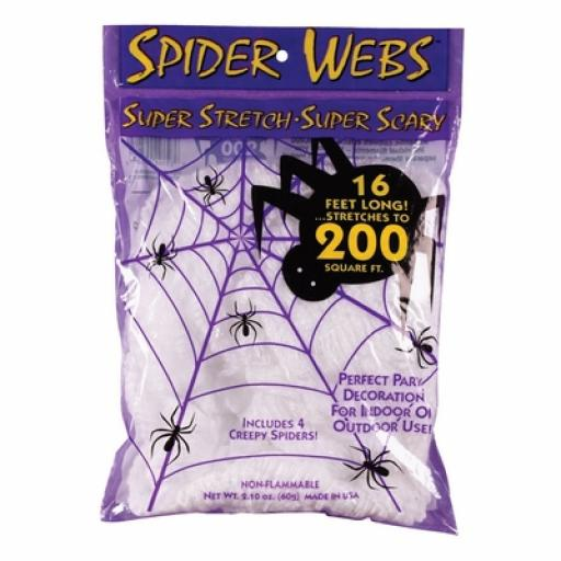 Super Stretch Spider Web 2.10oz(60g)
