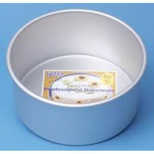 "PME Round Cake Pan (10 x 4"")"