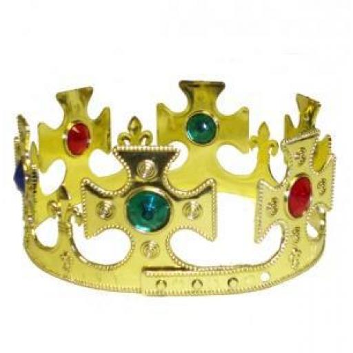 King Crown Gold multi size 59cm