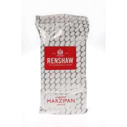 Renshaw - Original Marzipan - White Rencol - 1kg