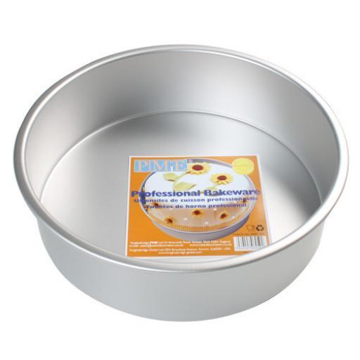 "PME Round Cake Pan (11 x 3"")"