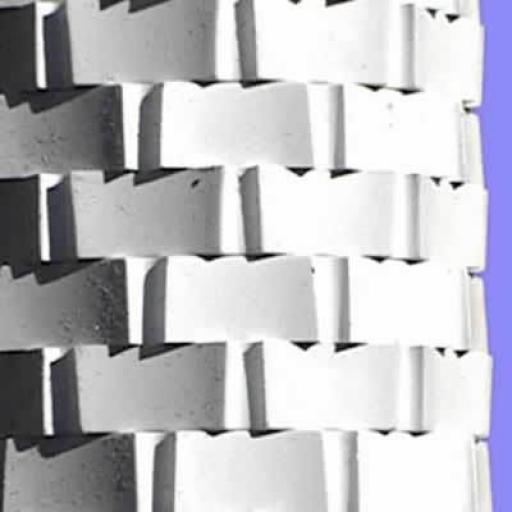 Deep Imprss Basketweave Roll/Pin 10in w/ hndl