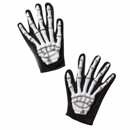 Skeliton Gloves