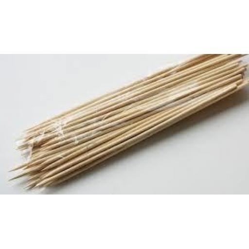 """Bamboo Skewers 8"""" -200/pkg"""