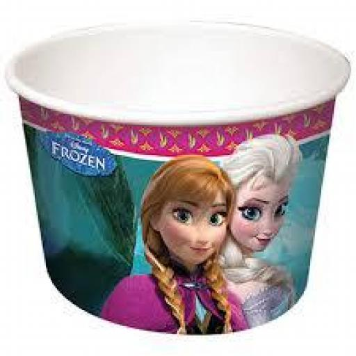 Disney Frozen Party Treat Tubs 200ml 8pcs