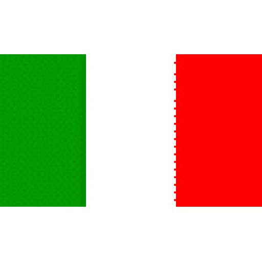Flag of Italy 5ft x 3ft Polyester