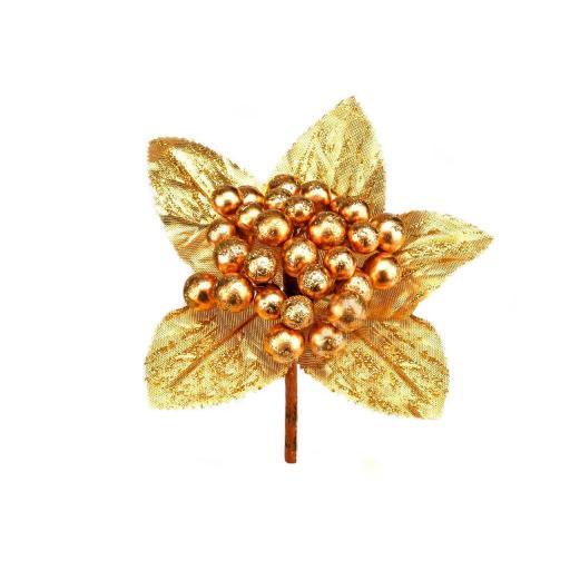 10 cm Berry Pick Gold