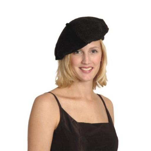 ... Hats  Adult Mens   Ladies Black French Beret. Previous Next 35ab06babae4