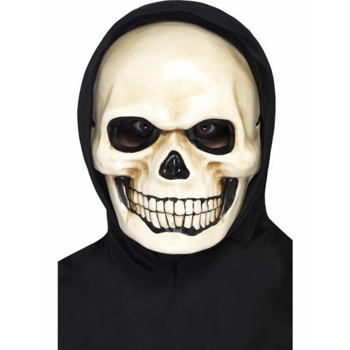 Skull Mask White
