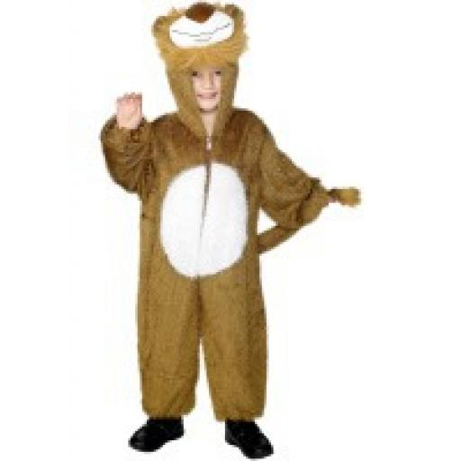 Lion Costume Medium includes Jumpsuit with Hood