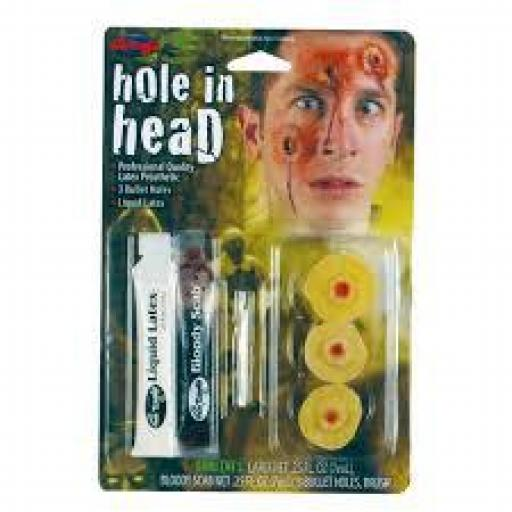 Hole In The Head FX Kit