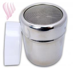 Stainless Steel Shaker with Cover