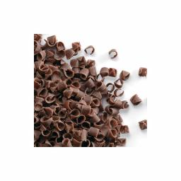PME Milk Belgian Chocholate Curls 85g