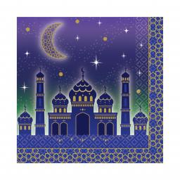 Eid Celebration Luncheon Napkins 33cm 16pcs 2ply