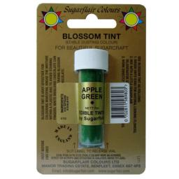 Sugarflair Blossom Tint Apple Green-7ml