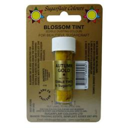 Sugarflair Blossom Tint Autumn Gold Edible 7ml