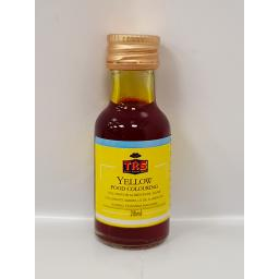 TRS Yellow Food Colouring Liq 28ml