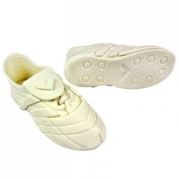 PME Edible Cake Topper Sports Shoes White pk/2