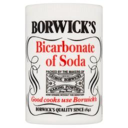 Borwick Bicarbonate of Soda 100g