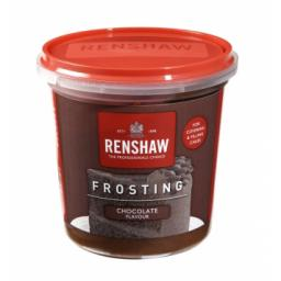 Renshaw Ready-To-Use Frosting Chocolate, 400g