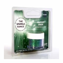 Sparkle Range Graphite Green