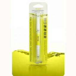 Rainbow Dust Food Art Pen - Yellow