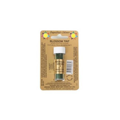 Sugarflair Blossom Tint Woodland Green 7ml
