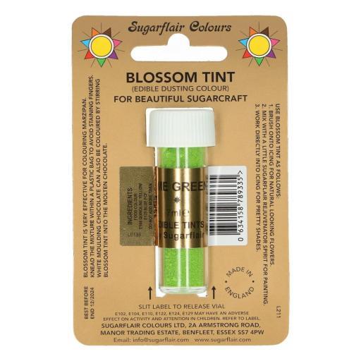 Sugaflair Blossom Tint - Lime Green-7ml