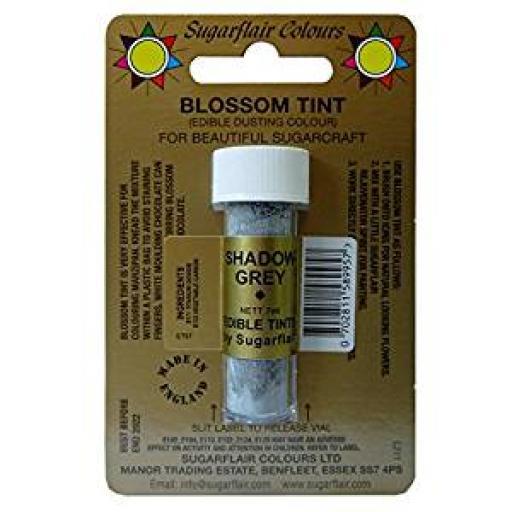 Sugarflair Blossom Tint Shadow Grey 7ml
