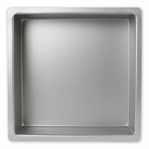 "PME Square Cake Pan (14 x 14 x 4"")"