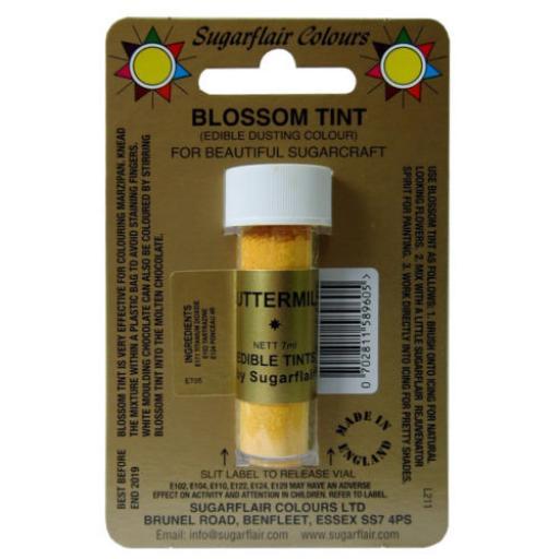 Sugarflair Blossom Tint Buttermilk-7ml