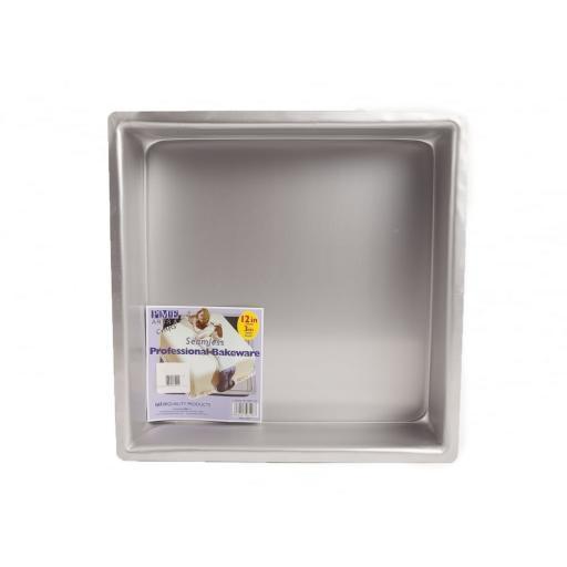 "PME Square Cake Pan (12 x 12 x 3"")"