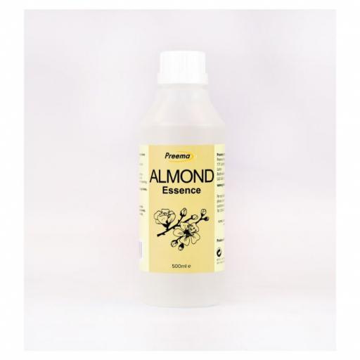 Preema Almond Essence 500ml