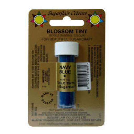 Sugarflair Blossom Tint Navy Blue7ml