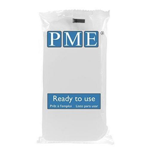 PME White Sugarpaste 250g Ready To Use