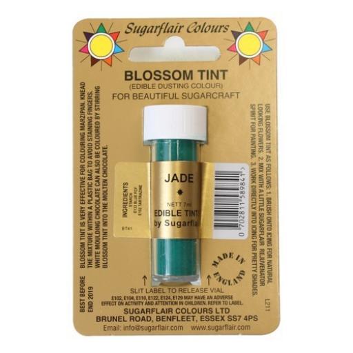 Sugarflair Blossom Tint -Jade Green-7ml
