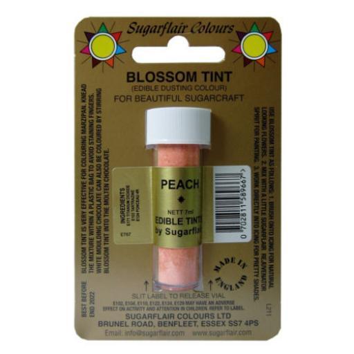 Sugarflair Blossom Tint Peach-7ml