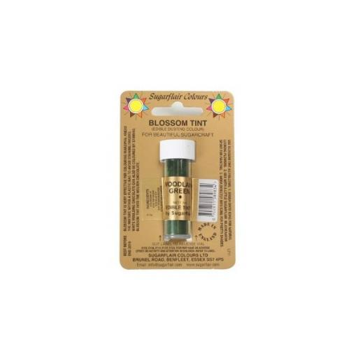 Sugarflair Blossom Tint Forest Green 7ml