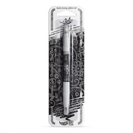 Rainbow Dust Food Art Pen - Black