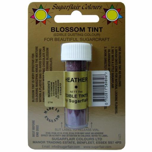Sugarflair Blossom Tint Heather 7ml