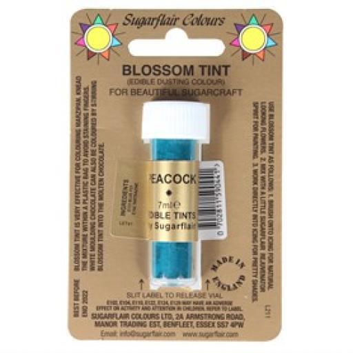 Sugarflair Blossom Tint Peacock-7ml