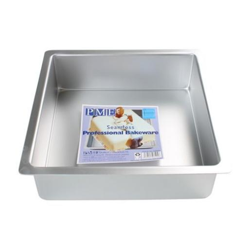 "PME Square Cake Pan (9 x 9 x 3"")"