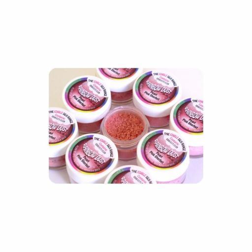Edible Silk Pearl Pink Sherbet